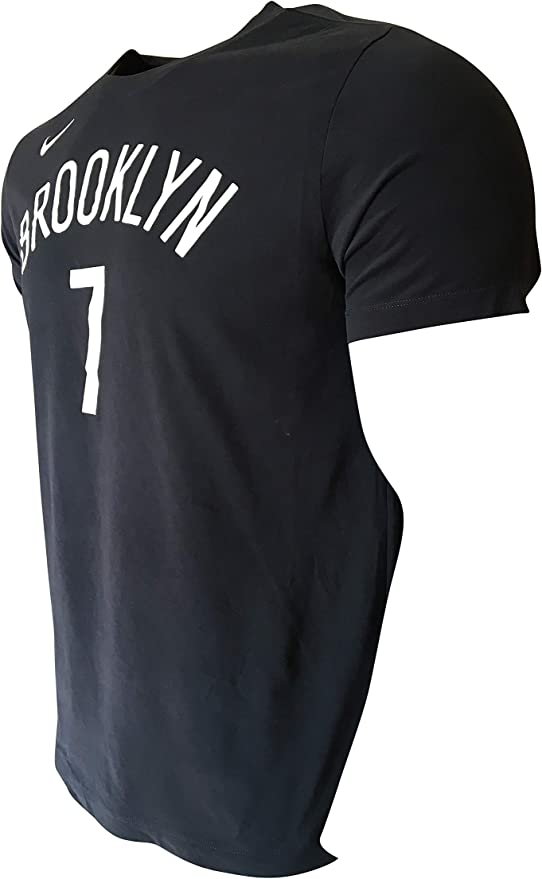 Brooklyn Basketball Kevin Durant Silhouette Lines WHT Kevin Durant Women/'s V-Neck T-Shirt