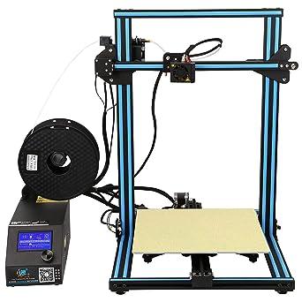 Creality - Impresora 3D CR-10S, 300 x 300 x 400 mm: Amazon.es ...