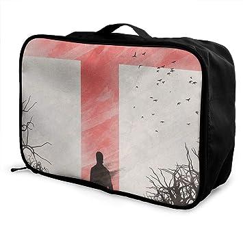 2130048209ff Amazon.com | The Wa-lking D-ead Packing Cubes Travel Duffel Bag ...