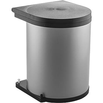 Wesco Abfallsammler Metall 36 9 X 29 8 Cm Amazon De Kuche Haushalt