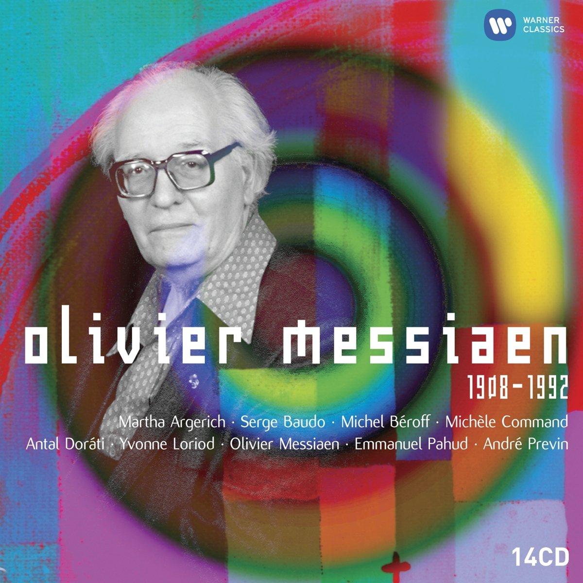 Mesa Mall Messiaen The Anniversary Max 87% OFF 14 CDs