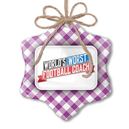 Mr Kitchen Worst.Amazon Com Neonblond Christmas Ornament Funny Worlds Worst