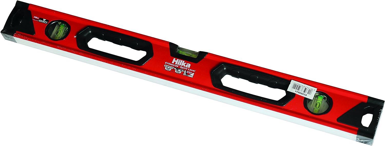 Hilka Tools 63505024 24 Red /& Black Spirit Level 610mm