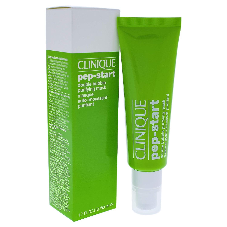Clinique, Mascarilla exfoliante y limpiadora para la cara - 50 ml.