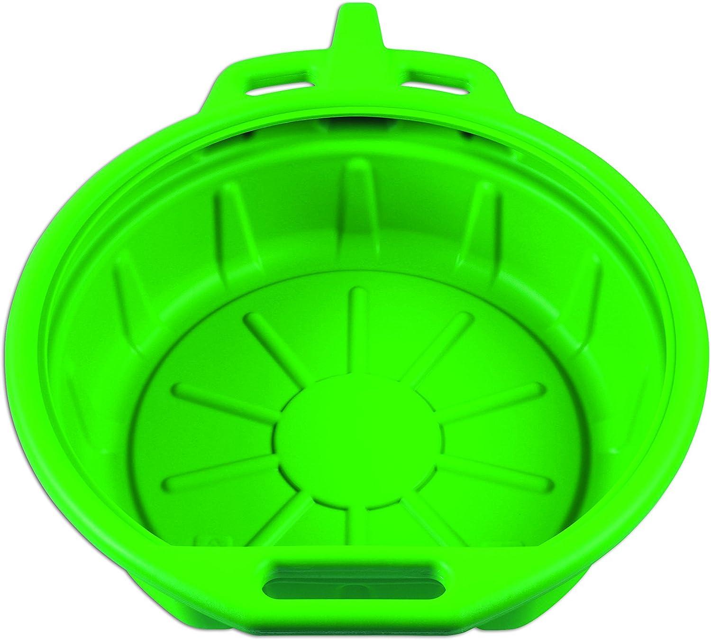 Green Lisle 17982 4.5 Gallon Oval Drain Pan