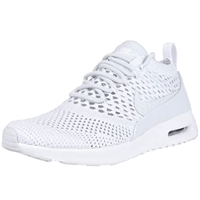 Air 881175 Thea Sneaker 35 002 Nike Max Hellgrau Flyknit 5 rxodeCBW