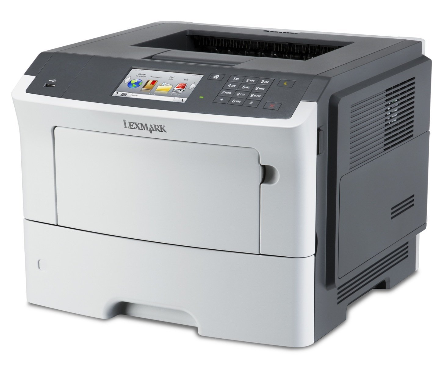 Lexmark MS610DE MonoChrome Laser Printer - 35S0500 by Lexmark (Image #3)