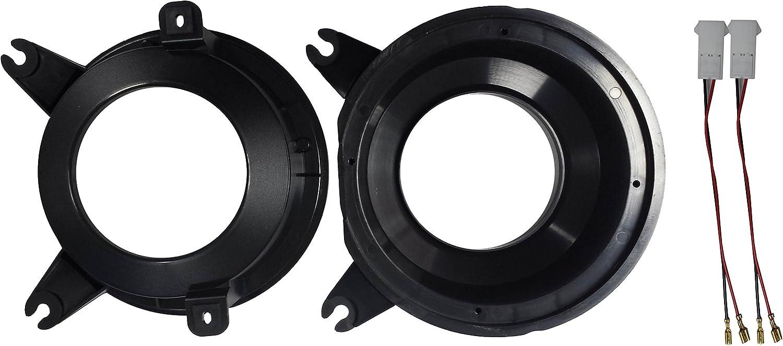 Autoleads SAK-3208 Speaker Adaptor for Volvo S60// 70//80 Rear