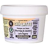 Shampoo em Pasta - Chá Latte - Jasmim e Leite Vegetal, Lola Cosmetics