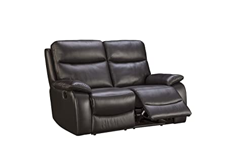 Groovy Sofa Club The Paddington Pu Leather Recliner Brown Leather 2 Seater Spiritservingveterans Wood Chair Design Ideas Spiritservingveteransorg