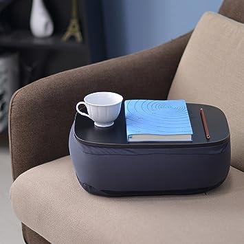 Amazon.com : LECUBE Lap Desk Cushion Laptop Pillow Stand for Bed ...