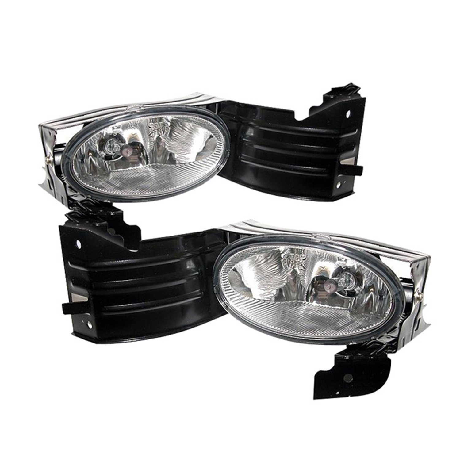 71CszAcEHaL._SL1500_ amazon com 08 09 honda accord 2dr oem style clear fog lights kit 2008 honda accord fog light wiring diagram at reclaimingppi.co