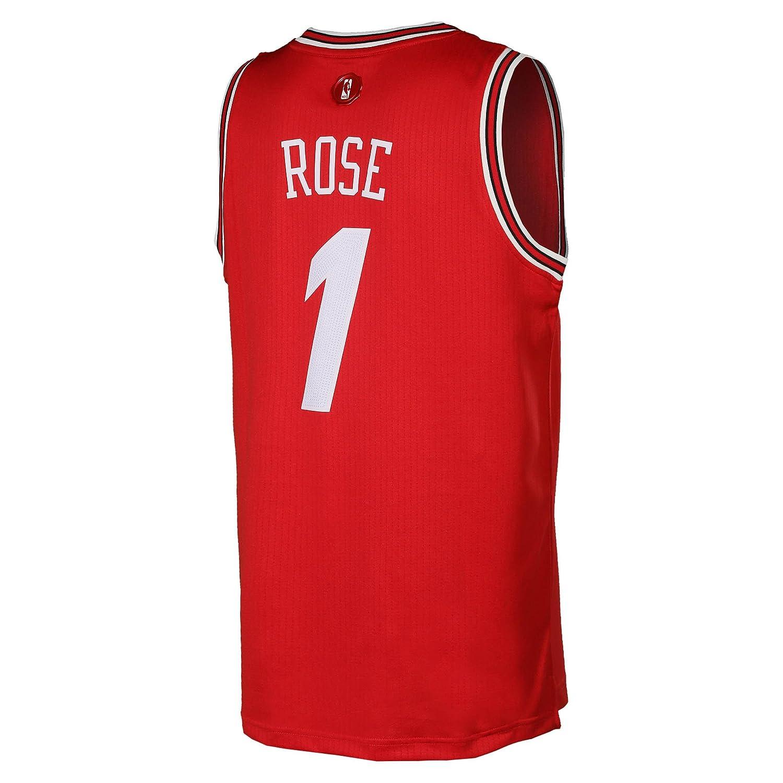 adidas Chicago Bulls Derricks Rosa 1 Xmas Swingman NBA ...