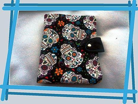 Gärtnerlein coser bolsa para pañales sucios Totenkopf bunt ...