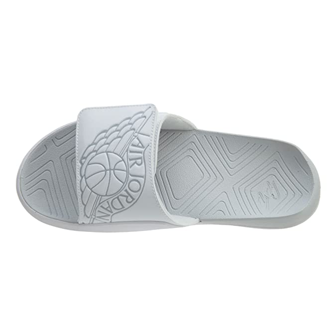 low priced ccf67 537ab Amazon.com   Jordan Hydro 7 (gs) Big Kids Aa2516-100 Size 5   Sandals