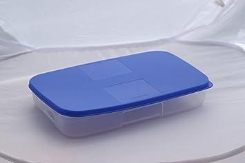 Kühlschrank Dose Aufschnitt : Tupperware kühlschrank system 650ml dose rechteckig mit deckel