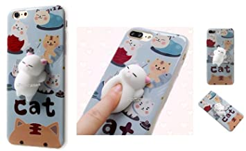 coque iphone 5 chat 3d