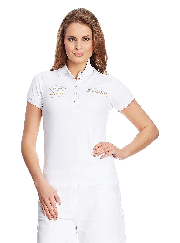 Xfore Camiseta Polo de Golf técnica para Mujer, Mallorca, Color ...