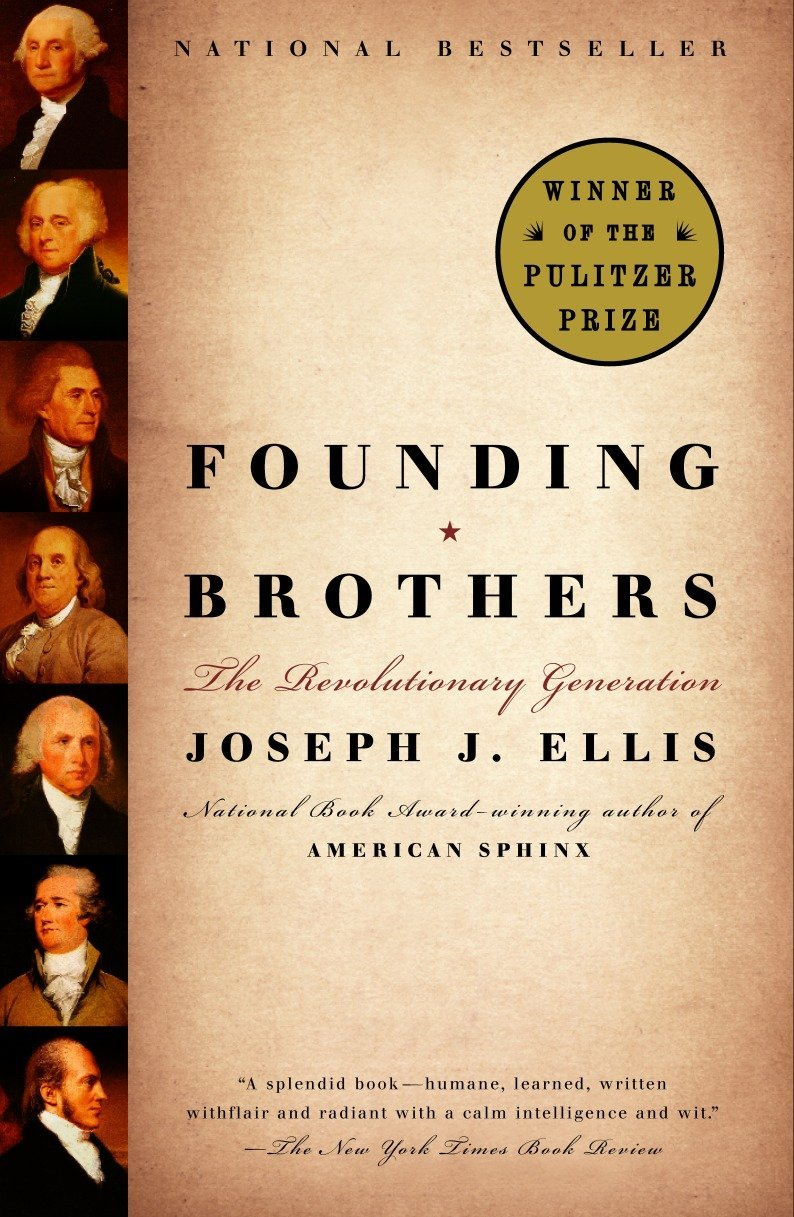 Founding Brothers: The Revolutionary Generation: Amazon.es ...
