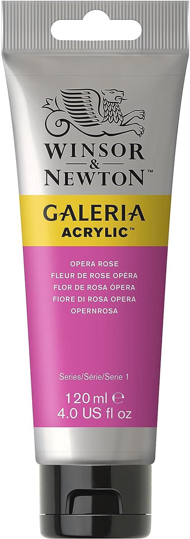 Winsor & Newton Galeria Colore Acrilico 120ml - Argento Colart 2131617