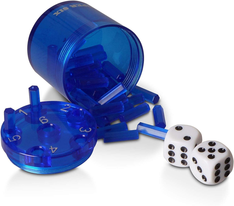 Piatnik - Juego de Dados, de 2 a 6 Jugadores (Importado): Amazon.es: Juguetes y juegos