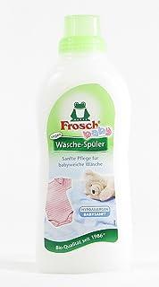 2 x acondicionador de rana bebé lavado 750 ml-. Babysanft hipoalergénico