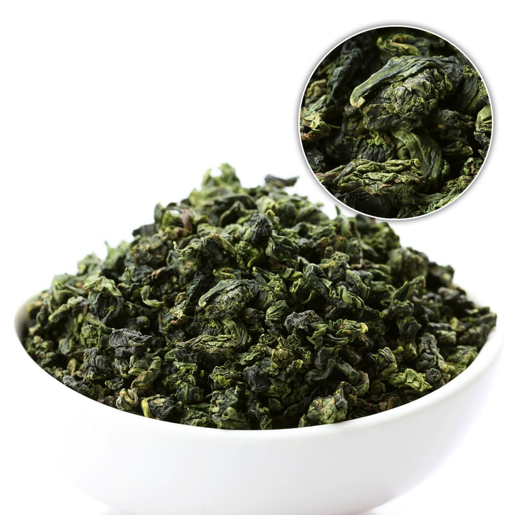GOARTEA 1000g (35.2 Oz) Organic Top Grade Fujian Anxi High Mount. Tie Guan Yin Tieguanyin Iron Goddess Chinese Oolong Tea by GOARTEA (Image #1)