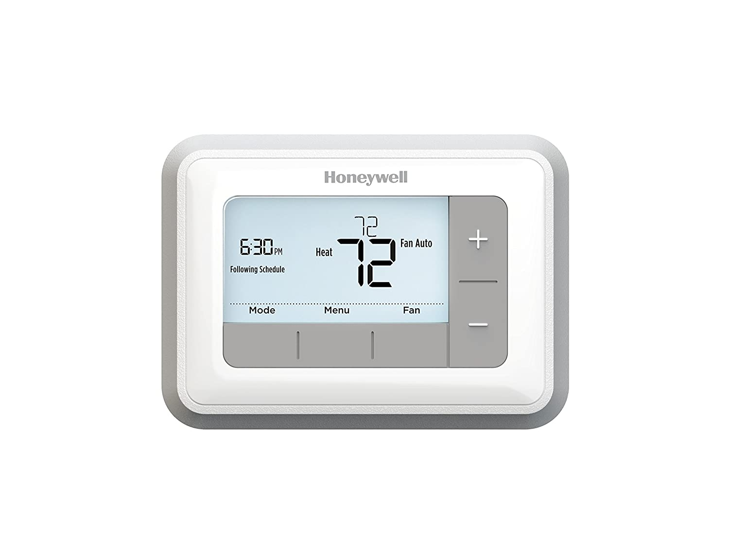Honeywell RTH7560E1001/E RTH7560E 7-Day Flexible Programmable Thermostat-Extra-Large Backlit Display