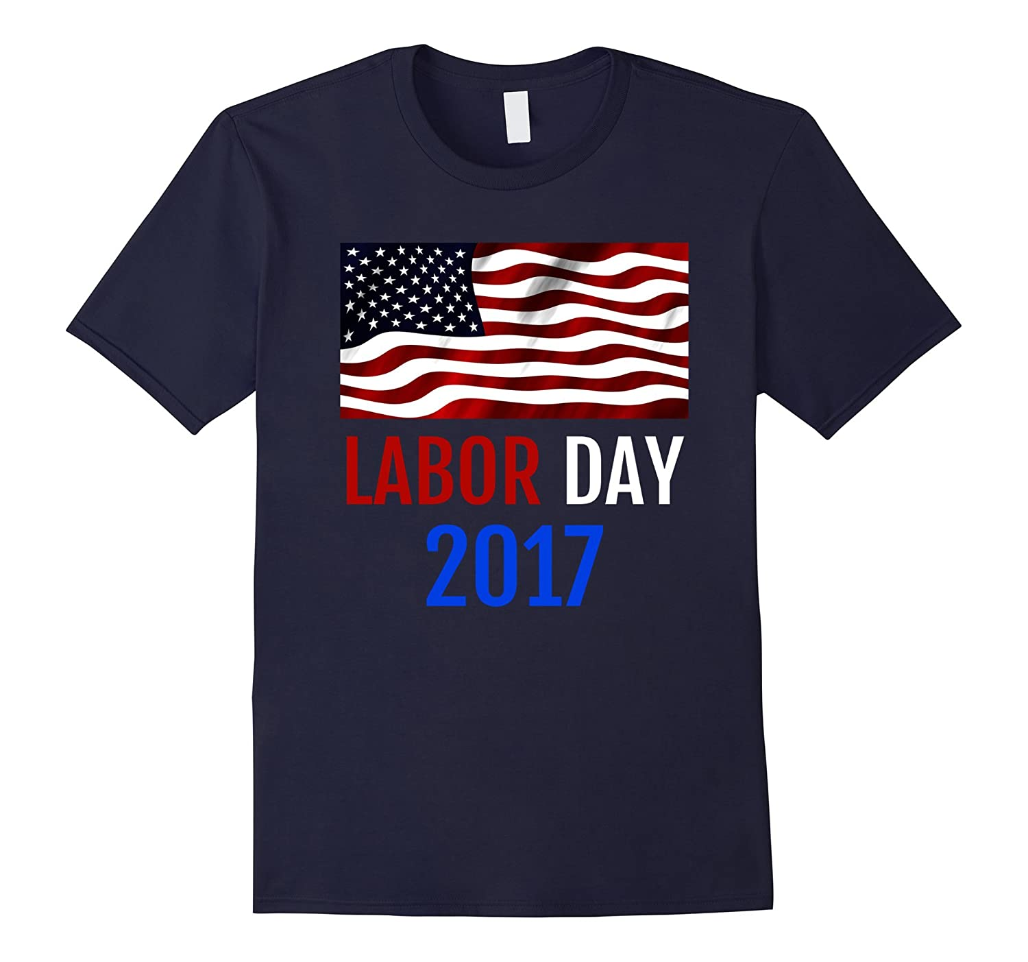 Fun Labor Day 2017 Holiday Family T-shirt-BN