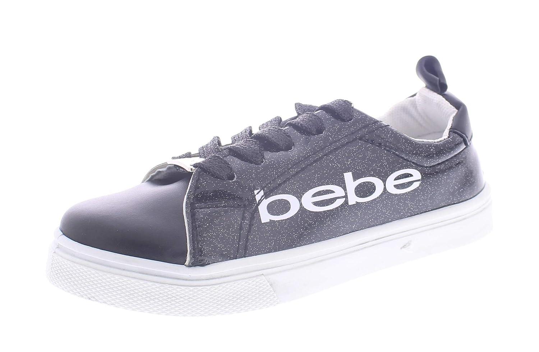 Amazon.com: Bebe Zapatillas para niñas con purpurina ...