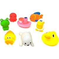 Chu Chu Bath Toys for Toddlers and Kids by Akrobo