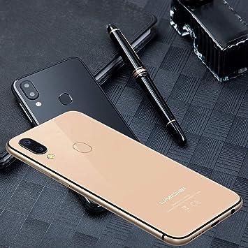 Momorain UMIDIGI A3 Pro Android Teléfono móvil Cristal de Doble ...
