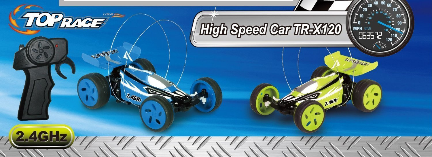 Top Race Extreme High Speed Remote Control Car Fastest Solved My Rf Controlled Circuit Mini Rc Ever Toys Games