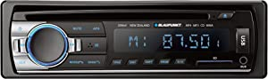 Blaupunkt New Zealand CD and MP3 Receiver with Bluetooth, USB Port, Aux Port & SD Card Slot