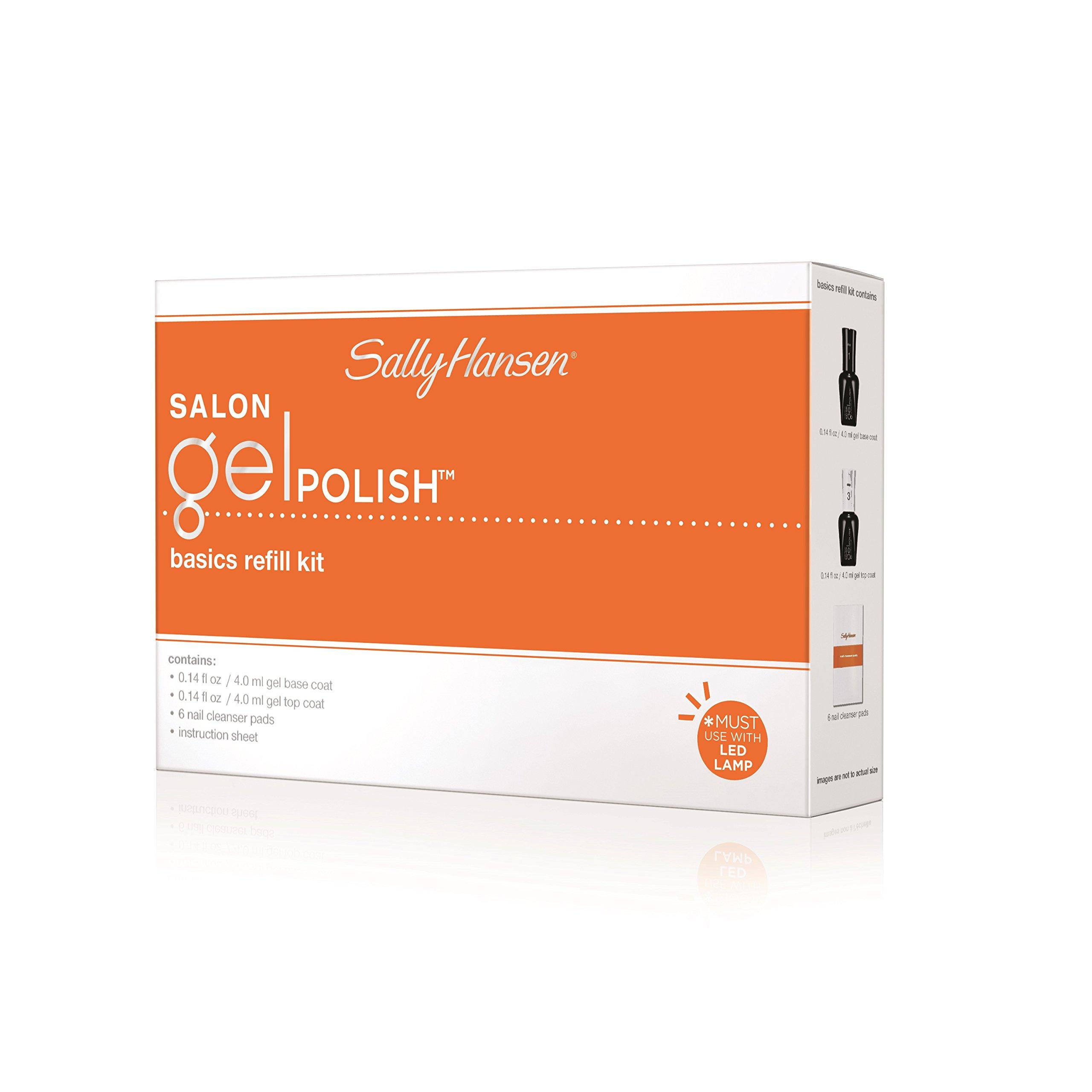Sally Hansen Salon Pro Gel Essential Kit
