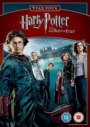 Resultado de imagem para harry potter and the goblet fire dvd
