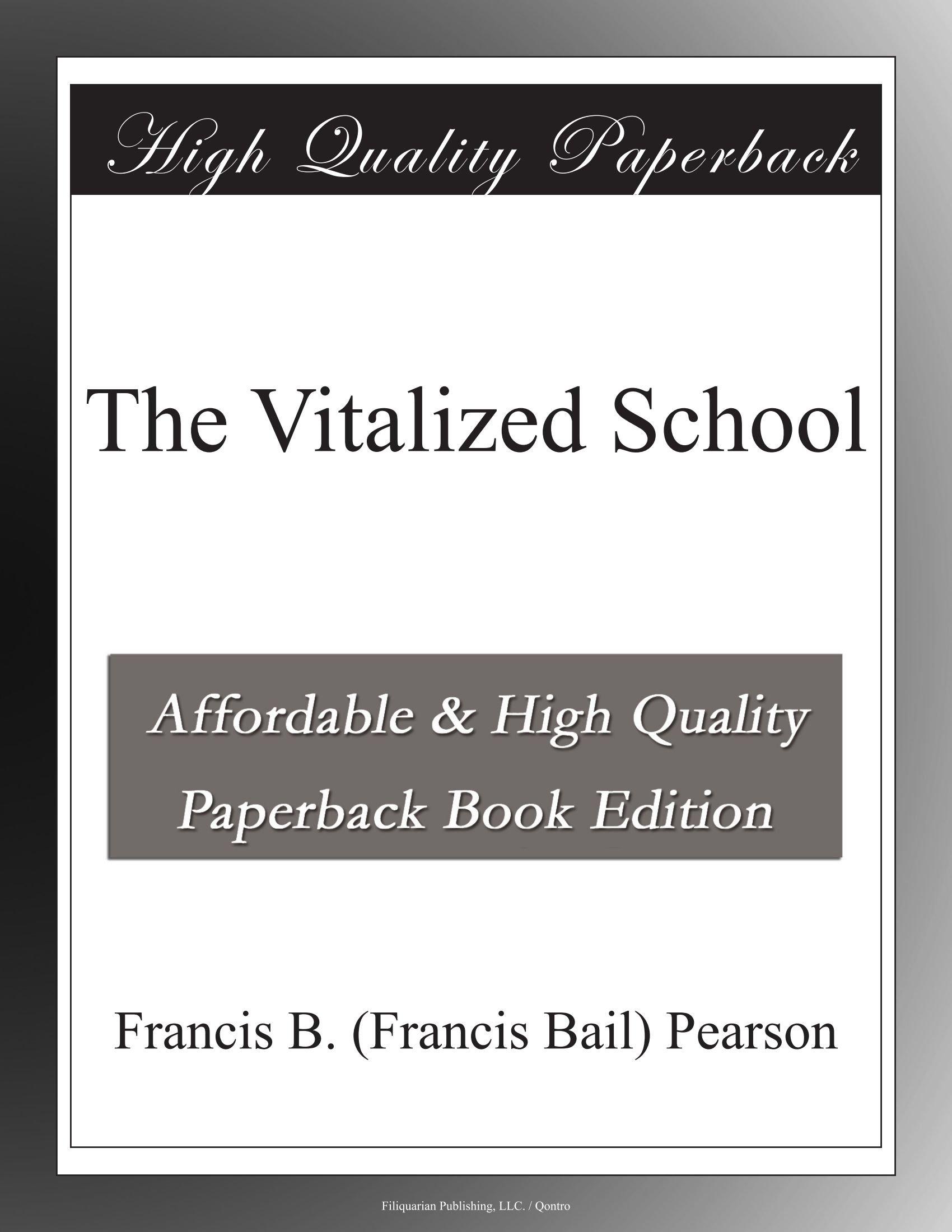 Download The Vitalized School pdf epub