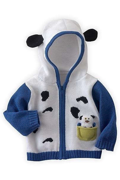 Amazon.com: Joobles orgánicos Comercio Justo Baby chaqueta ...