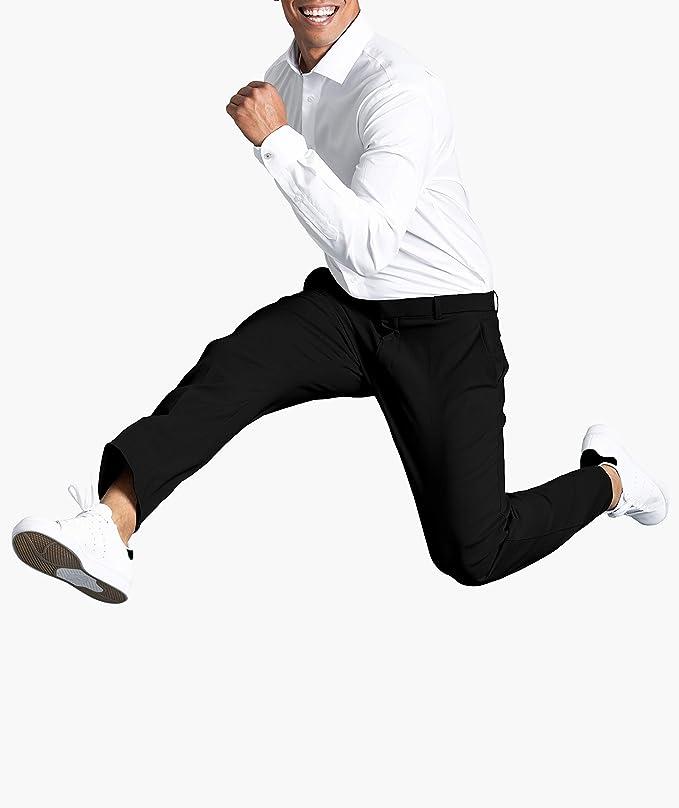 Tommy Hilfiger 汤米希尔费格 男式长裤 4折$36 海淘转运到手约¥298