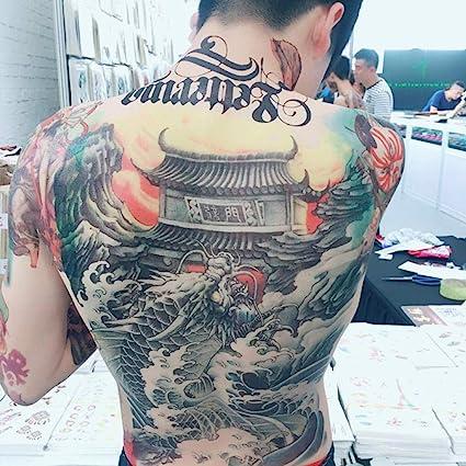 Tatuaje Alas de ángel Alas Alas de tatuajes a todo color ...