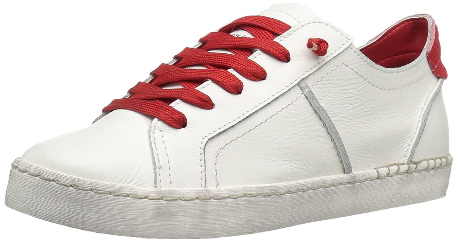 Dolce Vita Women's Zalen Fashion Sneaker B01LWLTR4N 8.5 B(M) US|White/Red