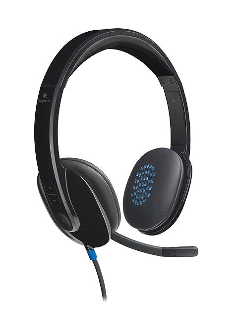 20 opinioni per Logitech USB Headset H540