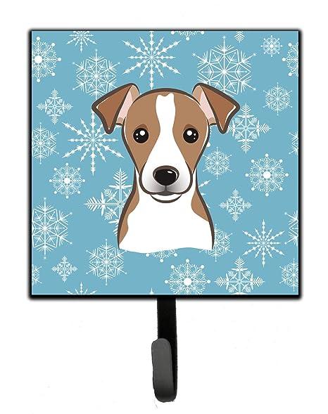 Jack Russell Terrier Metal Key or Leash Hanger *NEW*