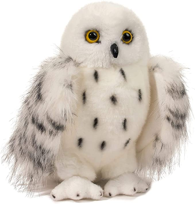 Plush Stuffed Owl