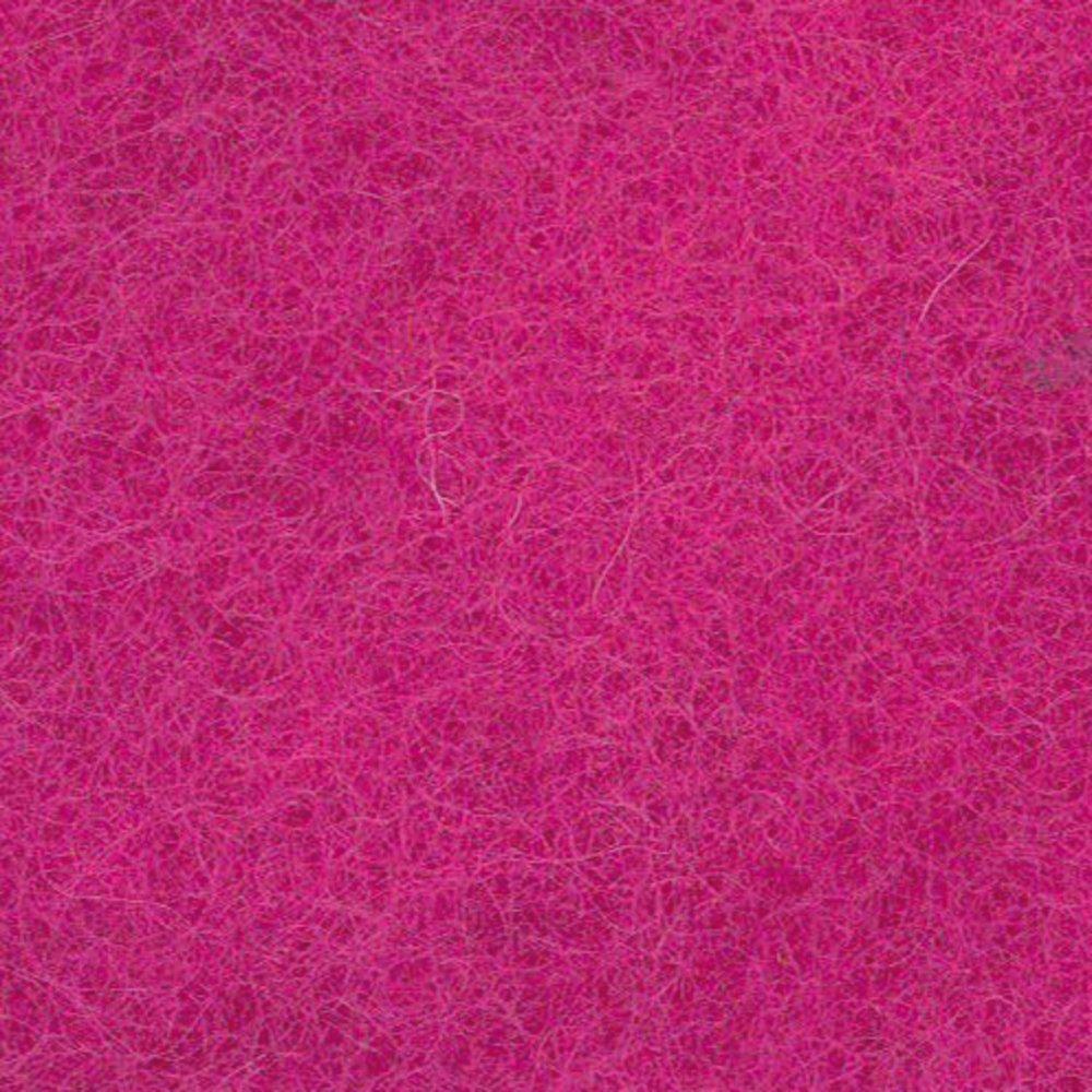 Efco 50 g Wool for Felting, Bright Pink 1008035