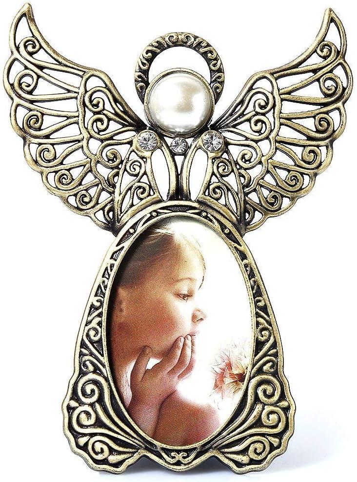 Sola Classic Alloy Photo Frame Angel Desktop Frame Decoration Picture Frame Home Decoration