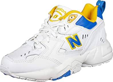 chaussure new balance femme jaune