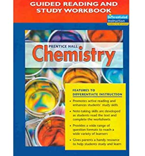 Reading and study workbook for chemistry teachers edition pearson prentice hall chemistry guided reading and study workbook fandeluxe Choice Image