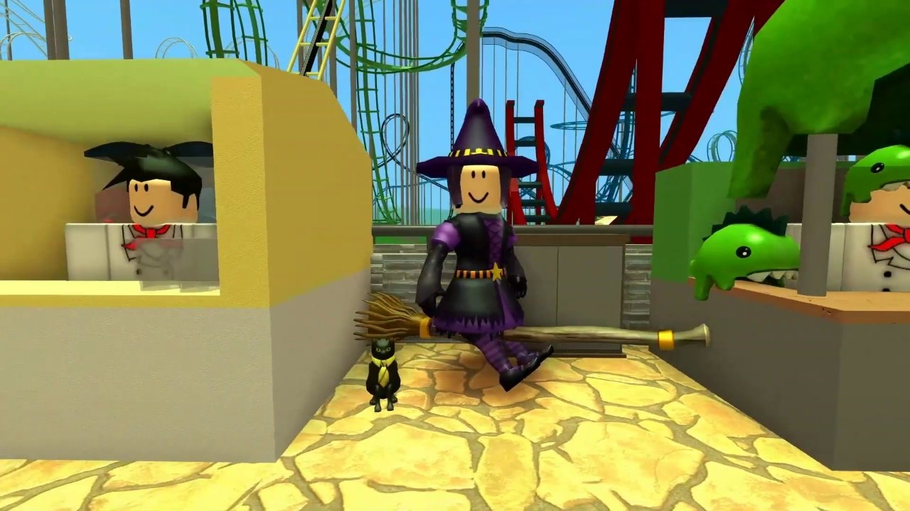 Roblox Theme Park Tycoon 2 Trailer