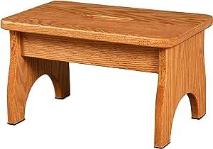 خزائن مخصصة من الخشب الصلب ستيول: مصنوعة يدويا في الولايات المتحدة الأمريكية: للمطبخ أو غرفة النوم أو الحمام (البلوط ، الذهبي)